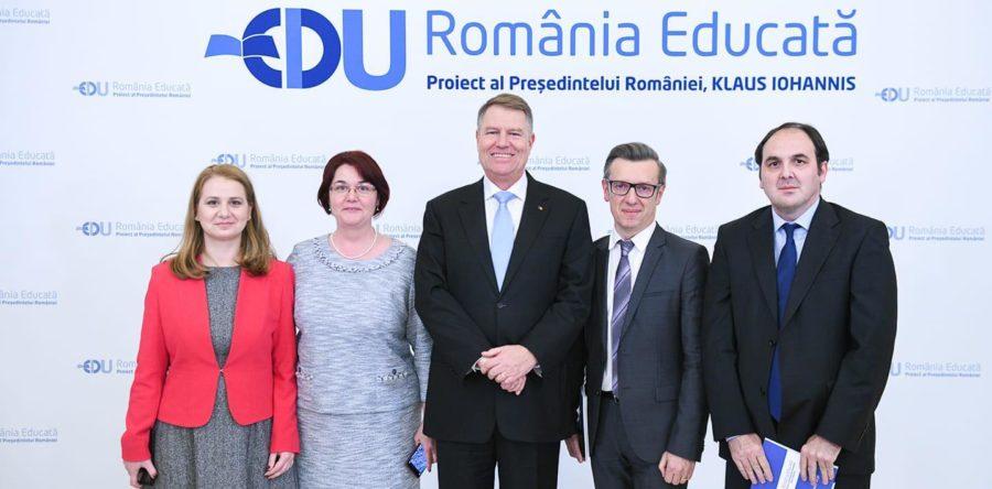 """Reprezentanții FSLI au făcut parte din grupurile de lucru pentru """"România Educată"""""""