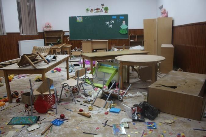 FSLI:  Cazul de vandalism din Giurgiu este șocant! Cerem Ministerului Educației Naționale măsuri urgente!